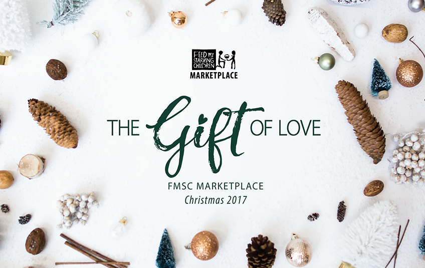 Give a Gift of Love this Christmas