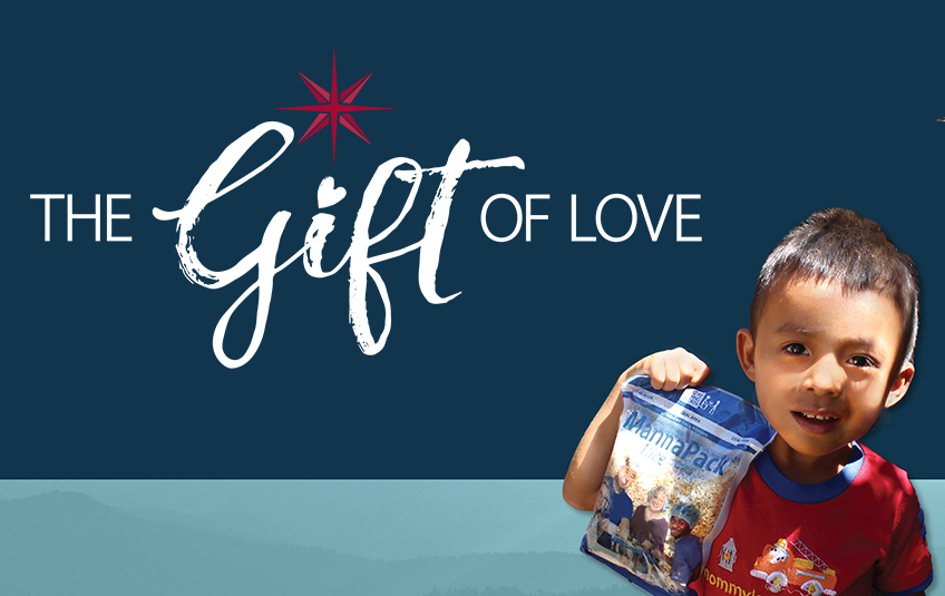 NEW Gift Catalog: Give the Gift of Love