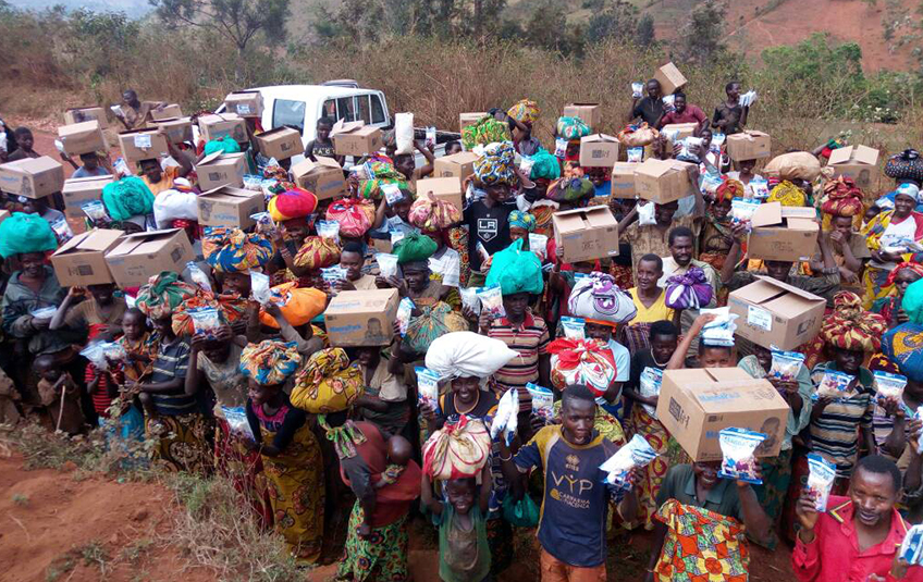No Borders: FMSC Meals Changing Lives in Burundi