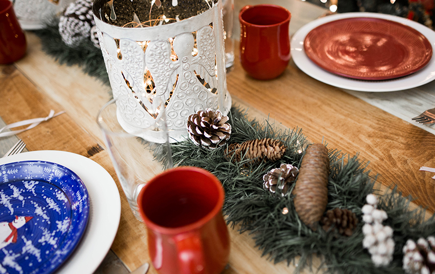 How to Set the Best Christmas Table