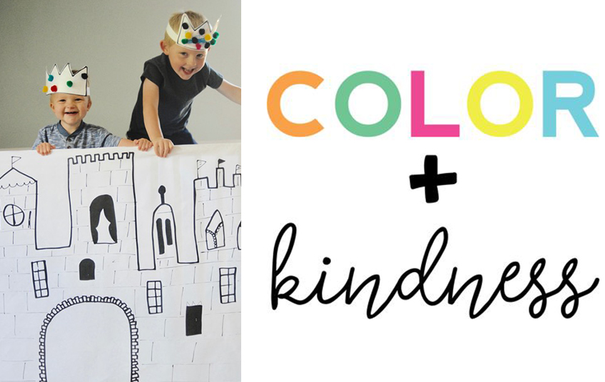 Feed Creatively: The Color + Kindness Story