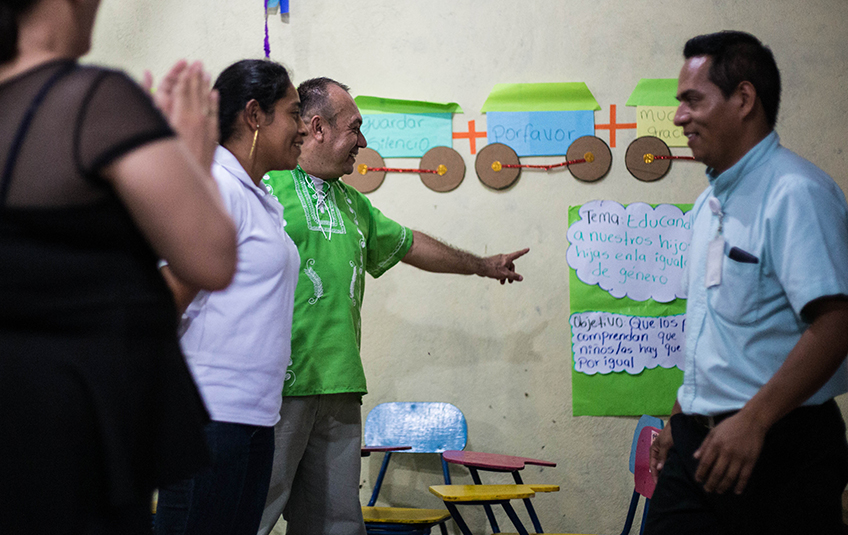 Teaching Gender Equality in Nicaragua