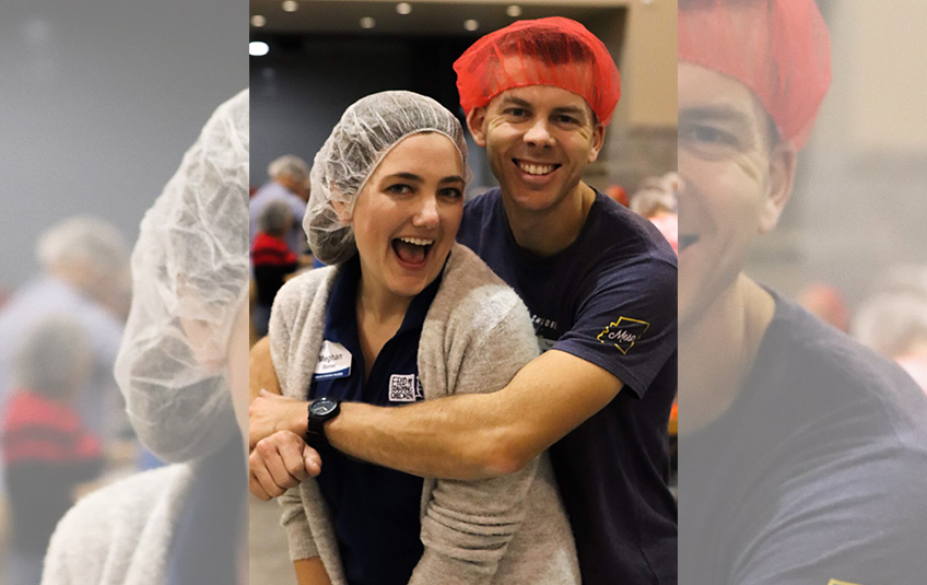 Falling in Love at Feed My Starving Children