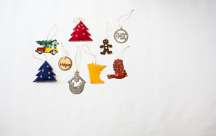 FMSC MarketPlace Christmas Ornaments