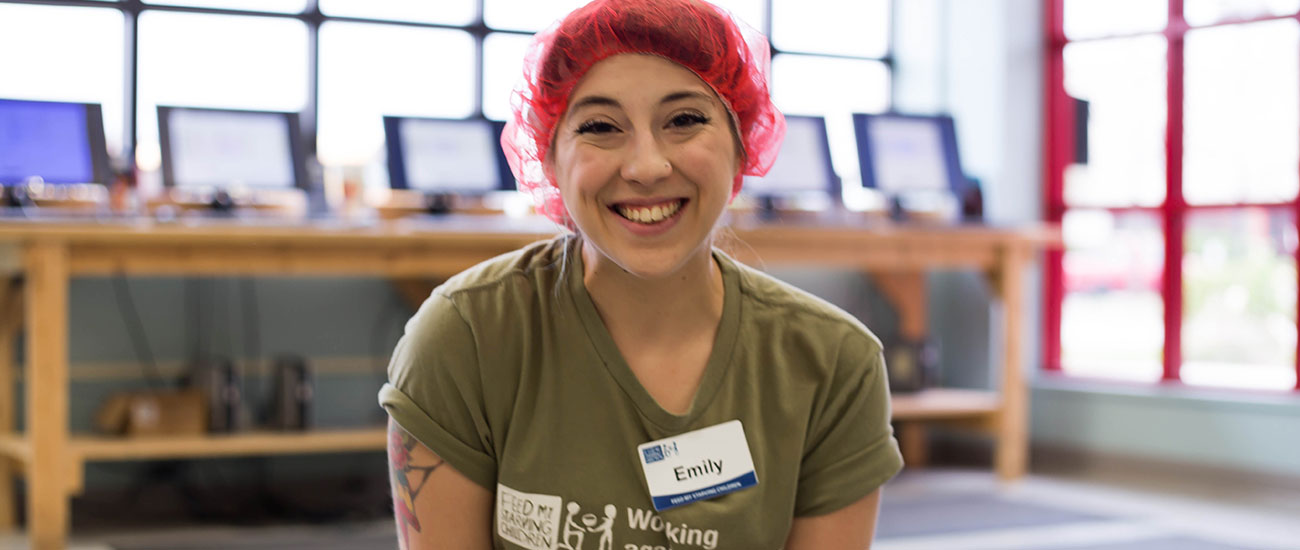 Emily, Team Leader at FMSC
