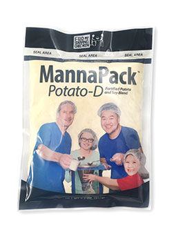 MannaPack Potato D