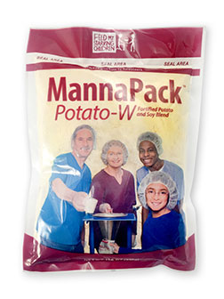 MannaPack Potato W