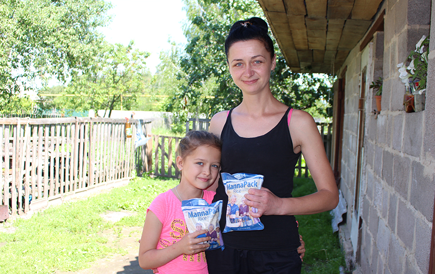 The Power of Food in Ukraine: Karina