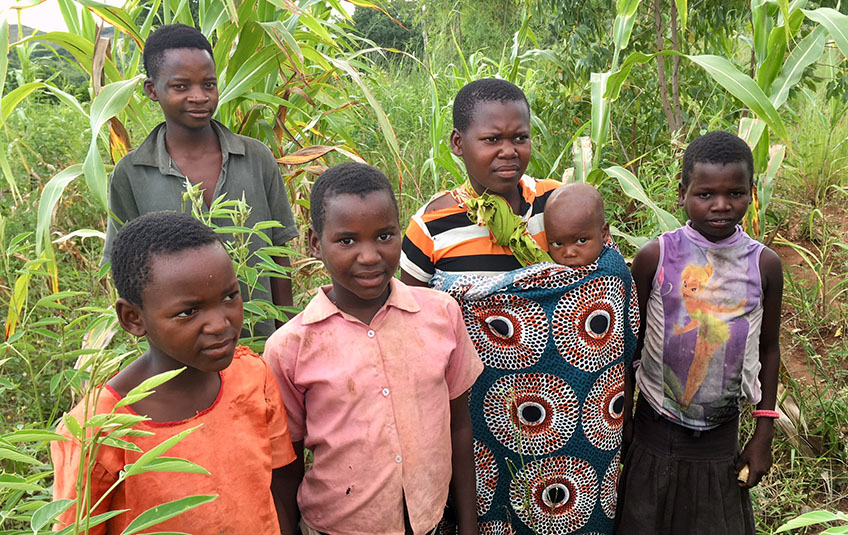 In Malawi: Hope is Greater than Disease