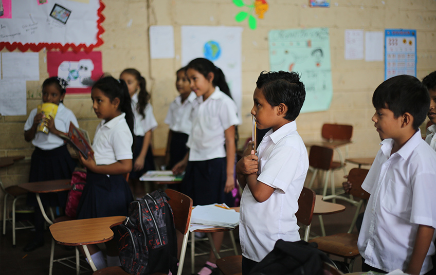 The Power of Food in Nicaragua: School Meals Bring Hope
