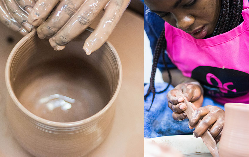 Haitian Clay Mug: How It