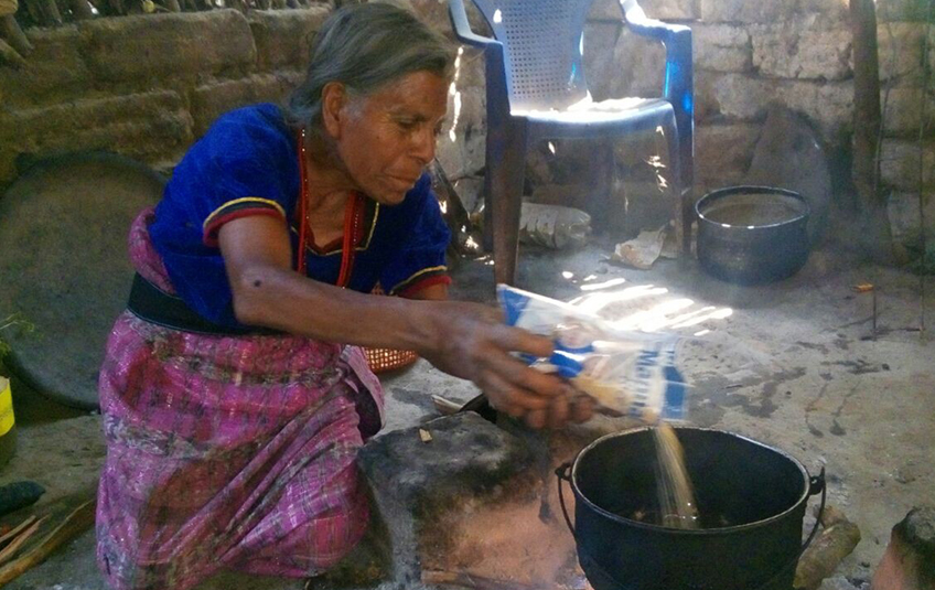 In Guatemala: FMSC Meals Provide Nutrition