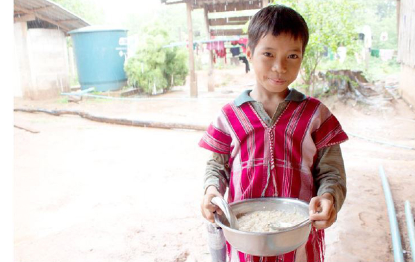Hope is Greater: Venture's Work on the Thai-Burma Border