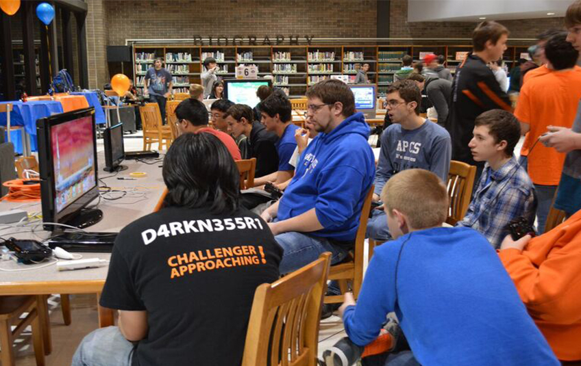 Teens Organize Video Game Tournament for Global Hunger