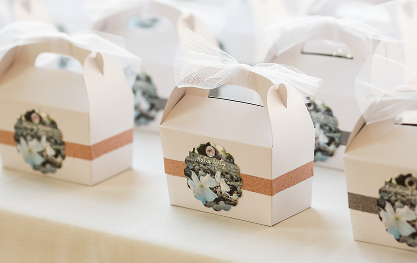 Wedding Favors that Feed Kids