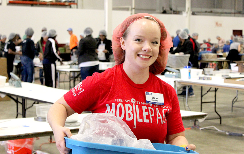 8 Reasons to Work at FMSC